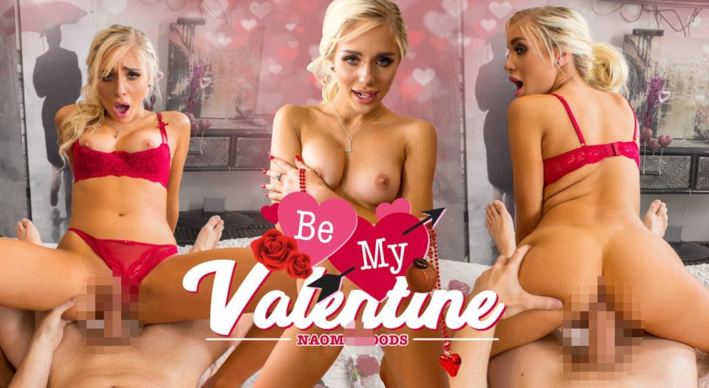 Be My Valentine1