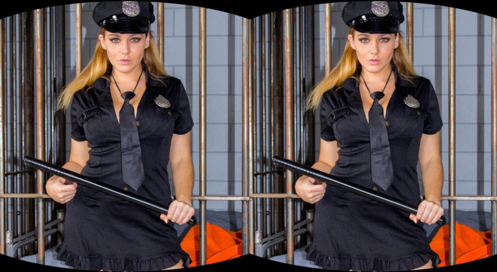 ニューヨーク市警婦人警官の喘ぎ2