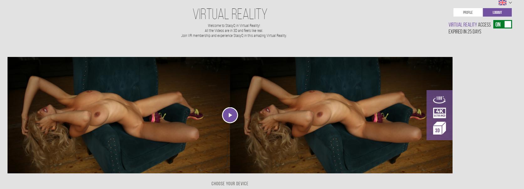 StasyQ VR