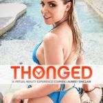 Thonged
