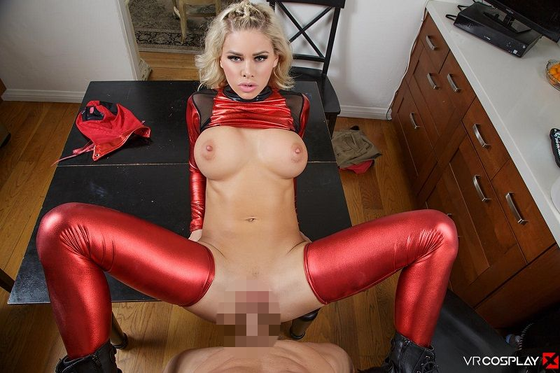 LADY DEADPOOL A XXX PARODY5
