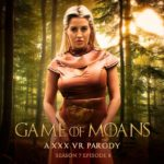 Game Of Moans (A XXX VR Parody)