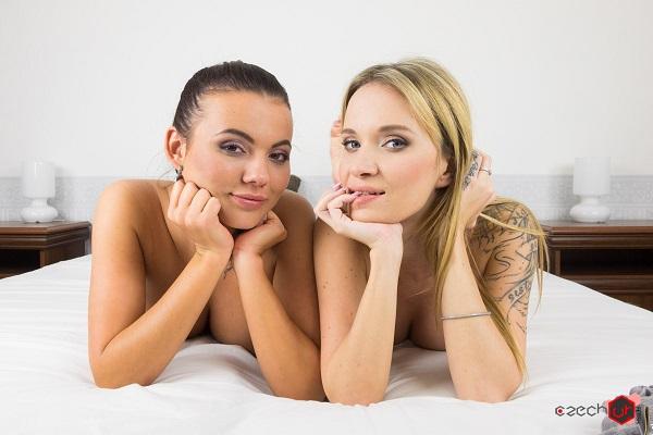 Czech VR Fetish 037 - Vanessa & Angel