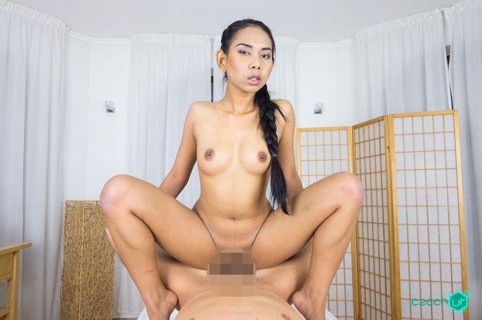 Czech VR 118 - Erotic massage by Killa Raketa