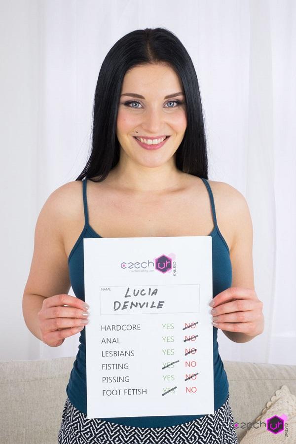 Czech VR Casting 055 - Lucia Denvile