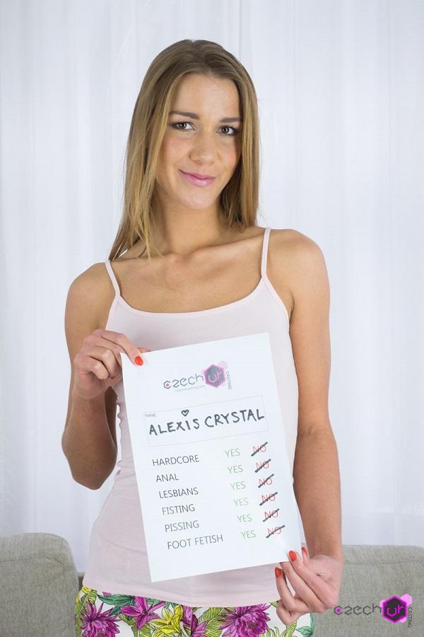 Czech VR Casting 056 - Alexis Krystal