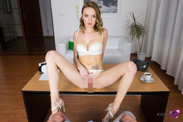 Czech VR Casting 065 - Casting secretary affair