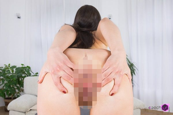 Czech VR Casting 072 - Therese Likes Cum