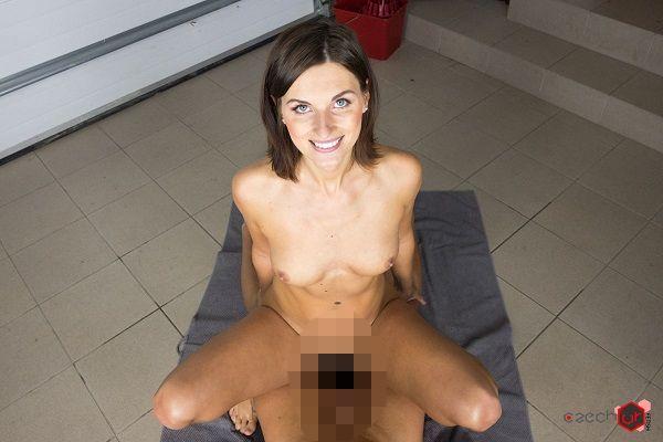 Czech VR Fetish 079 - Pissing with Jenifer