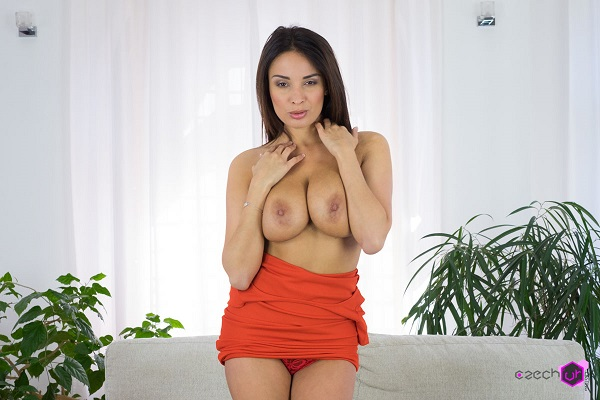 Czech VR Casting 080 - Smashing French Babe in Casting