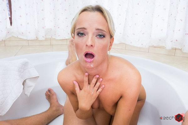Czech VR Fetish 088 - Pissing and Fucking With Emma