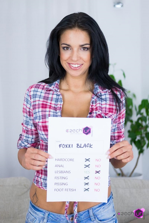 Czech VR Casting 091 - Czech Babe with Great Body