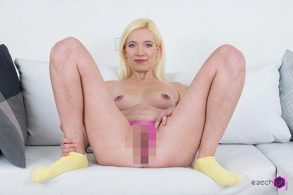 Czech VR Casting 105 - New Chick in VR
