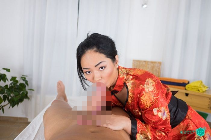 Czech VR 192 - Chinese Massage Parlor