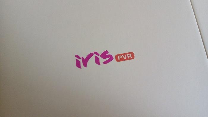 IRIS PVRの箱