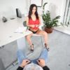 Hardcore VR Fuck With a Sexy Brunette Employer