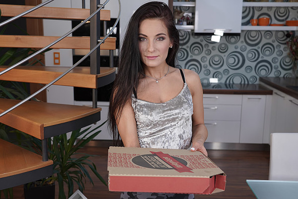 I Hope You Brought Some Pizza – Sexy Delivery