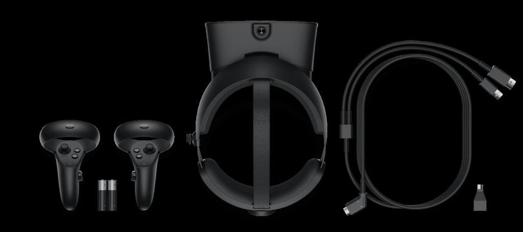 Oculus Rift Sのセット内容