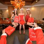 Aiden Ashley, Daisy Stone, & Spencer Bradley are on the Naughty List for sure!