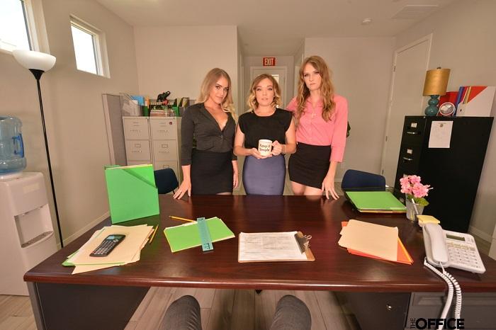 Ashley Lane, Katie Kush, & Kenzie Madison go out with a BANG!