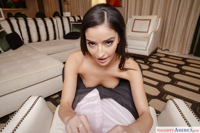 Emily Will Gives You The Porn Star Experience