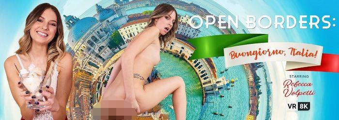 Open Borders Buongiorno, Italia!
